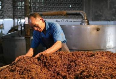 亿博国际备用酿酒现场