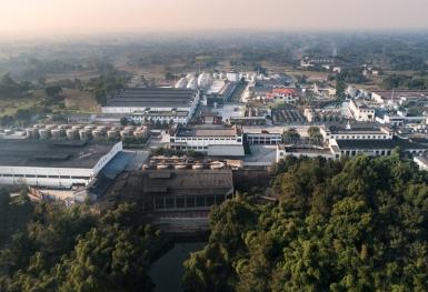 桂康酿酒基地